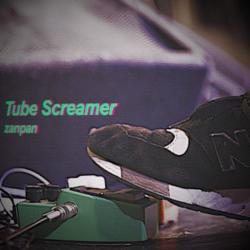 「Tube Screamer」アートワーク